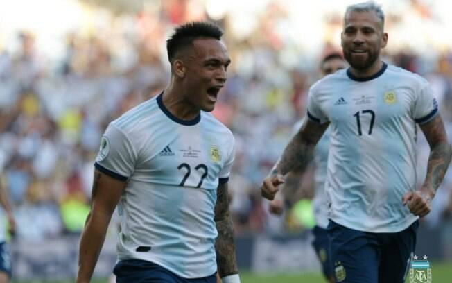 Desempenho de Lautaro Martínez na Copa América desperta interesse da equipe catalã