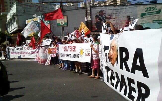 A 22ª edição do Grito dos Excluídos acontece nesse 7 de Setembro, em várias cidades brasileiras
