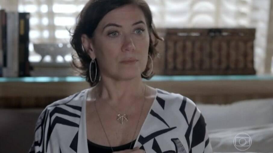 Maria Marta afirma que Cristina é filha de José Alfredo