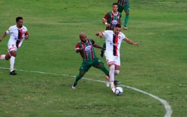 Partida entre Atlético Roraima x Moto Club terminou com vitória do time do Maranhão, porém na súmula quem venceu foi o time de Roraima