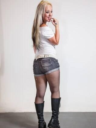 Diana Vieira, paulista, DJ e periguete assumida
