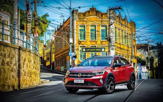 VW Nivus é o novo SUV de entrada da marca alemã. No ano que vem, terá um novo irmão acima do T-Cross