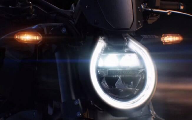 Honda CB 1000R 2021 terá faróis de estilo arrojado em com LED no lugar das lâmpadas convencionais