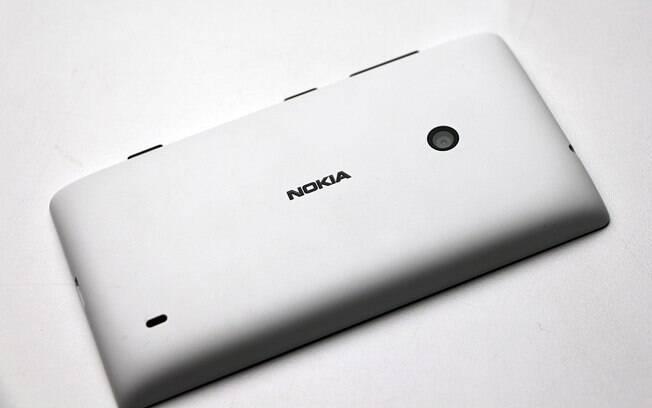 Lumia 520 é básico de respeito com Windows Phone - Smartphones - iG 26aafbb626