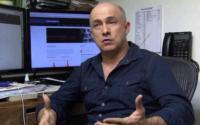 João Feres, cientista político