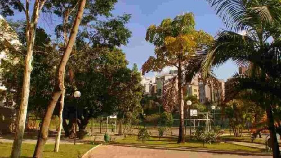 Parque Municipal Aggeo Pinho Sobrinho, em Belo Horizonte