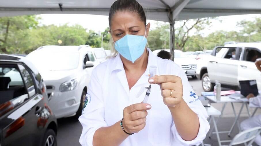 Campinas vai fazer parte de consórcio para compra de vacinas contra Covid-19.