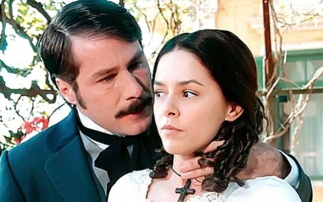 A reprise da novela 'Escrava Isaura' vai substituir 'Escrava Mãe'