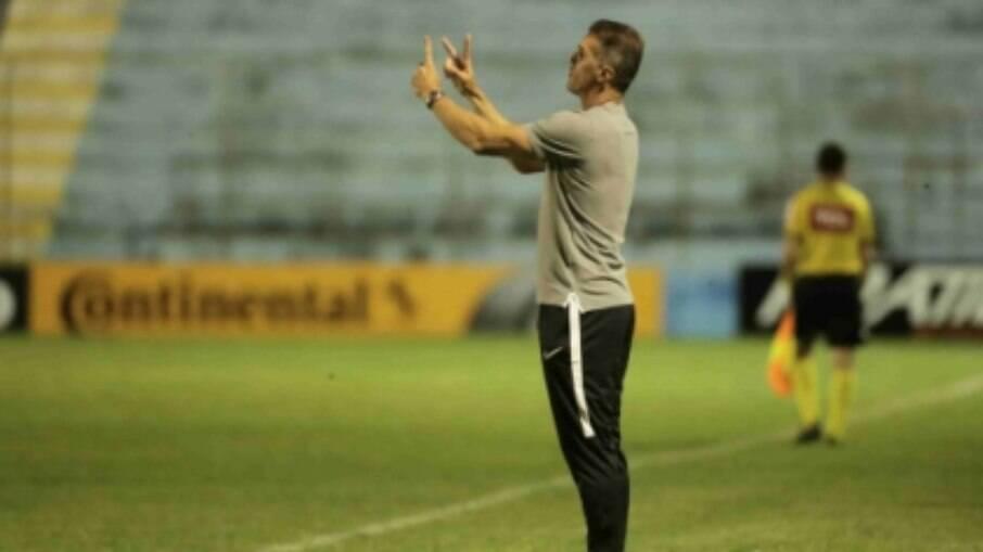 Mancini aponta dificuldades em classificação do Corinthians na Copa do Brasil