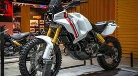 Nova Ducati Desert X chega à Europa em dezembro; saiba mais detalhes