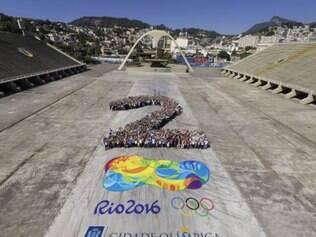Rio de Janeiro entra em contagem regressiva para os Jogos Olímpicos de 2016