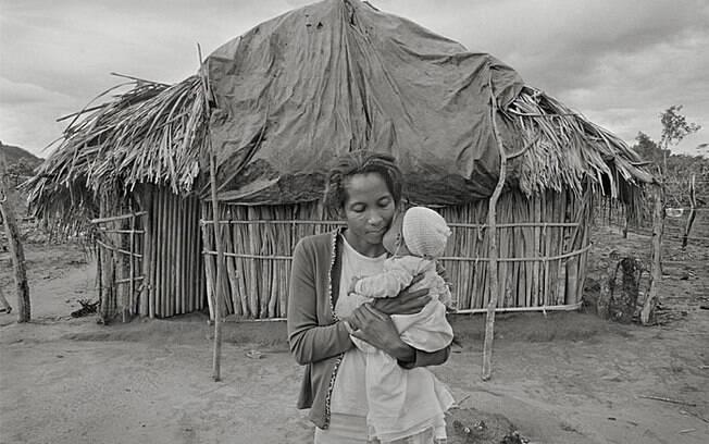 André Cypriano, fotógrafo, registrou cotidiano de Quilombolas em 2008
