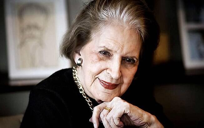 A escritora paulistana Lygia Fagundes Telles é indicada para o Nobel de Literatura de 2016