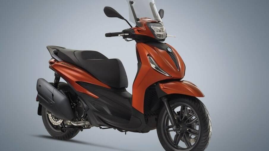 Piaggio Beverly: scooter já esteve no Brasil entre 2017 e 2019, mas foi descontinuado sem maiores explicações