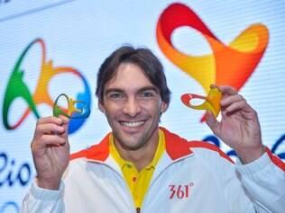 Giba já participou de quatro Olimpíadas e atua nos bastidores dos Jogos de Rio 2016