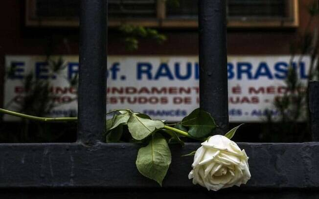 Escola Raul Brasil foi o palco do massacre de Suzano