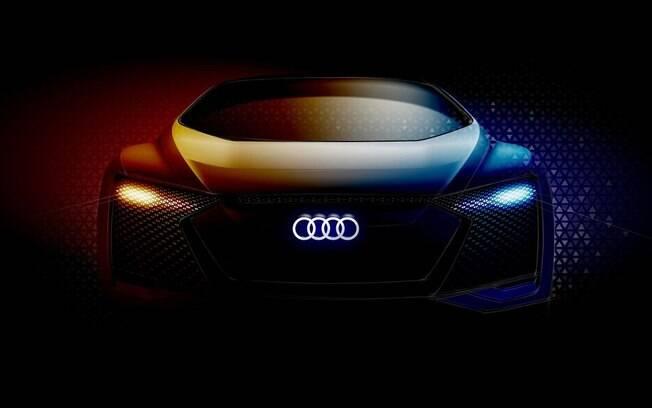 Audi Concept é um dos protótipos que estarão no estande da fabricante com sede em Ingolstadt (Alemanha)