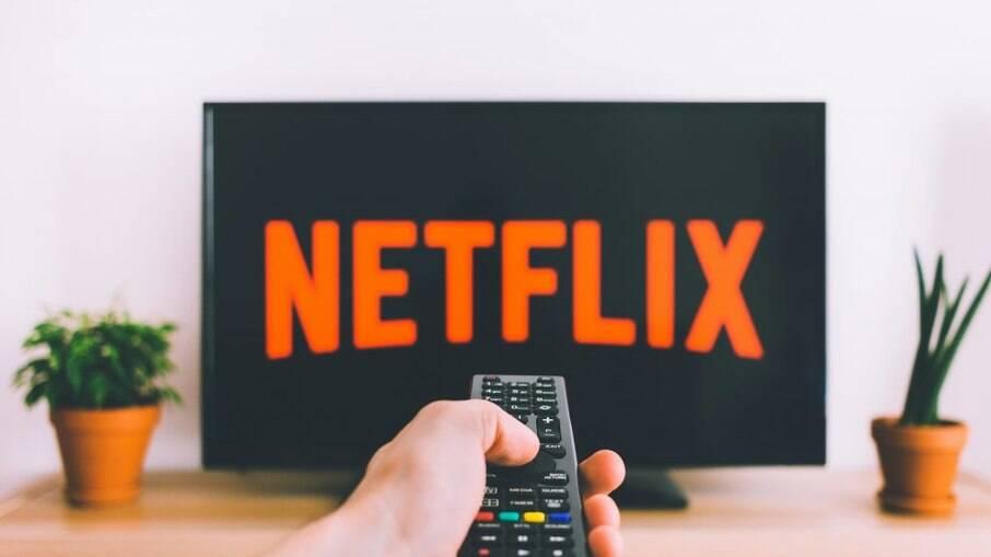Netflix lança botão aleatório