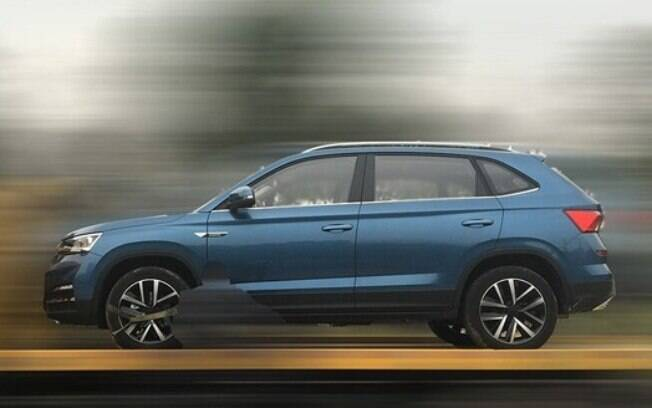 Skoda Kamiq antecipa o visual do VW T-Cross brasileiro. Novo SUV derivado do Polo chegará no início de 2019 às lojas