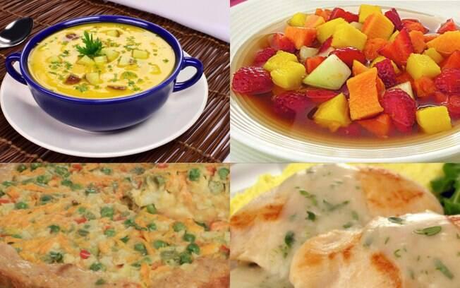 Aumente a imunidade com esses 8 pratos deliciosos e saudáveis