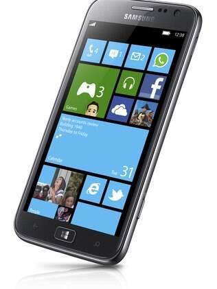 Ativ S é o primeiro smartphone com Windows Phone 8 a ser anunciado
