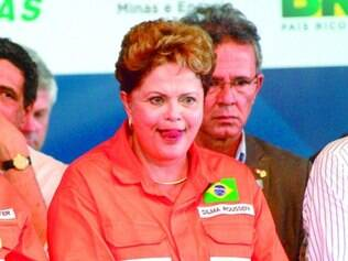 Defesa. Dilma Rousseff tenta exaltar a Petrobras para amenizar a crise da compra de Pasadena