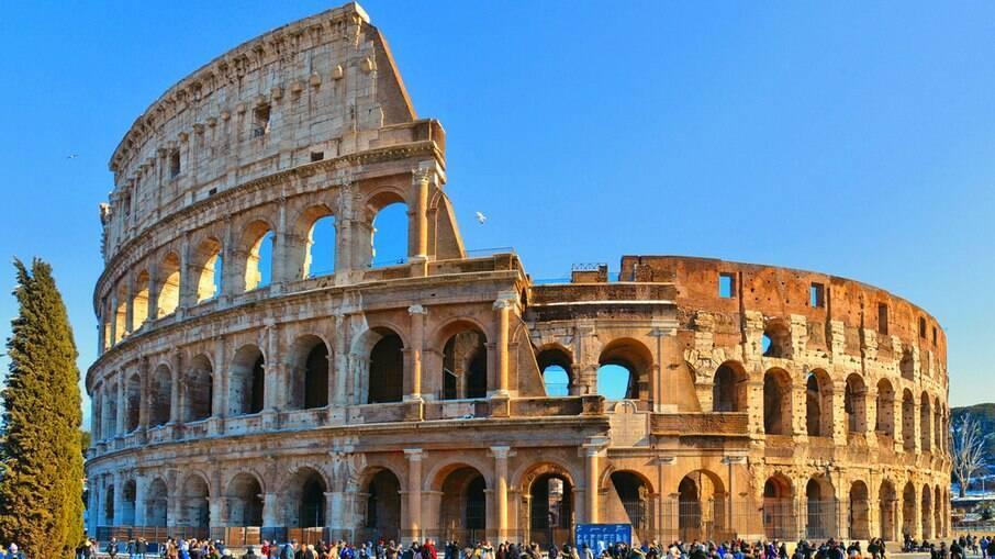 O Coliseu é obrigatório de visitar