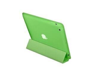 Nova capa também cobre a parte traseira do iPad