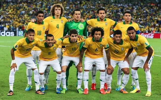 Seleção brasileira é a mais valiosa da Copa do Mundo de 2014 d9be31e378638