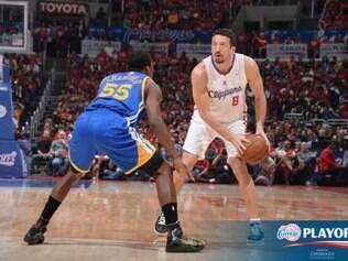 O CLippers volta a enfrentar o Warriors nesta quinta-feira, na casa do rival