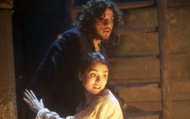 Joaquim consegue ajudar Anna, em Novo Mundo