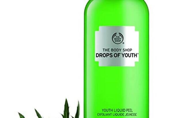 Peeling líquido da linha Drops of Youth