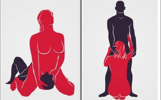 Práticas BDSM: as posições de sexo oral podem ser boas maneiras de incluir bondage e disciplina no sexo
