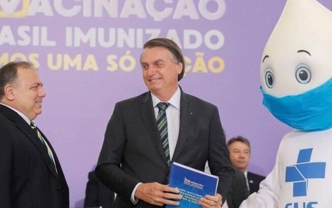 Plano de imunização foi apresentado na manhã desta quarta-feira (16)