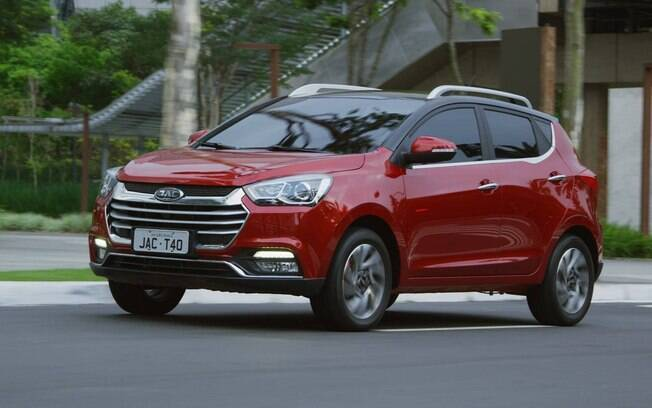 JAC T40: menor que Kicks, HR-V e companhia, SUV chinês inaugurou um novo segmento no Brasil