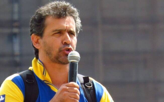 Edson Dorta é o candidato do PCO à Prefeitura de Campinas.