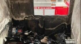 Ator Fernando Sampaio perde tudo após incêndio consumir sua casa