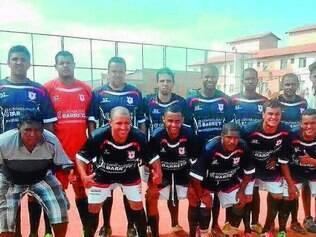 Estrelinha.  Equipe representa o município no Torneio Corujão 2014