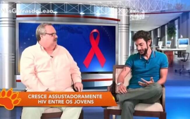 Gilberto Barros comanda hoje a TV Leão plataforma online e gratuita de vídeos