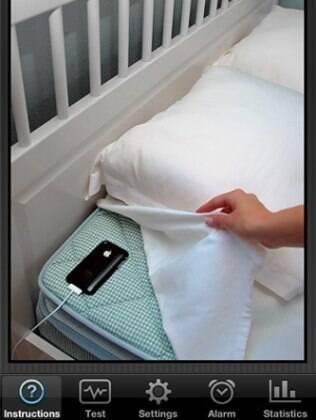 Alarme para iPhone decide a melhor hora para acordar, com base em movimentos do usuário na cama