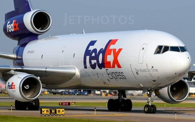FedEx aposentará todos os seus jatos MD-10 até 2023