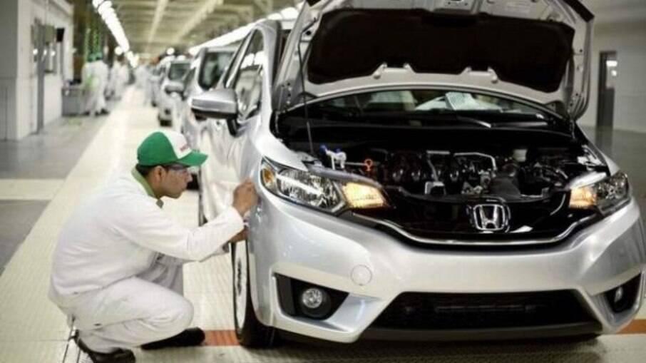 Mudanças na Honda não serão apenas no comando da empresa no Brasil, mas também na linha de modelos