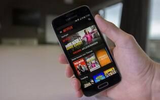 Netflix lança na Índia plano para celular e tablet por R$ 10,50 ao mês
