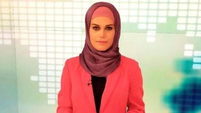 Apresentadora iraniana denuncia assédio sexual