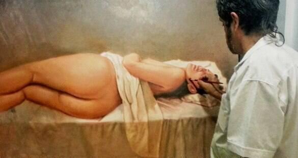 """""""Trabalhar com nus artísticos me fez perceber a beleza feminina"""""""