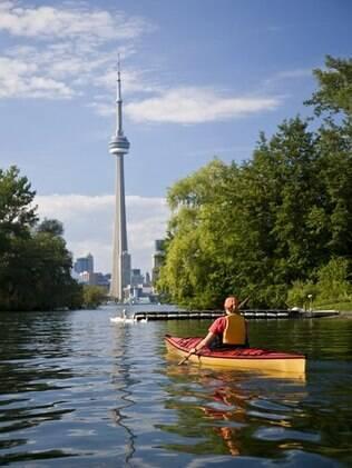 Ilhas de Toronto é opção para quem quer fugir da agitação da cidade