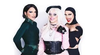 Drag queens questionam a formação de mundo, dizem artistas