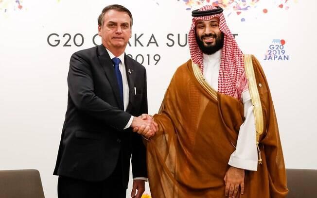 Khalid bin Salman foi nomeado pelo pai como embaixador nos Estados Unidos, em 2017