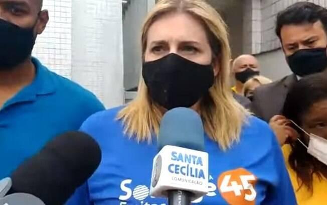 Na última quarta-feira (11), por volta das 10h, a candidata foi surpreendida com um ataque a tiros contra o carro que a levava junto de sua equipe