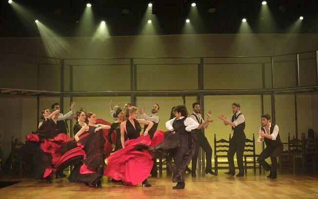 Musical é imersivo e não possui um palco convencional